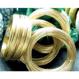 耐磨H80黄铜拉链线品质优