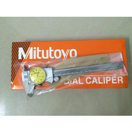 日本mitutoyo三丰高精度指针式带表卡尺505-732