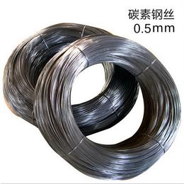 深能丝网穿线钢丝定制