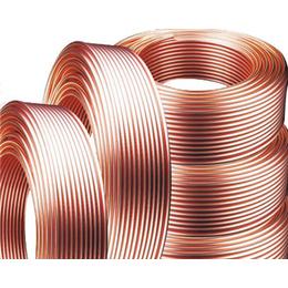 进口T2紫铜盘管市场价