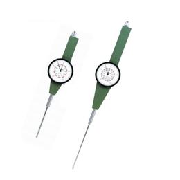 日本teclock得乐高精度指针式长脚百分表KM-05100
