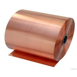 进口C1100紫铜带性能参数