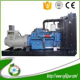 低价销售50KW太发沼气发电机组 实力工厂 品质保证