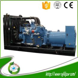 低价销售120KW太发沼气发电机组 实力工厂 品质保证