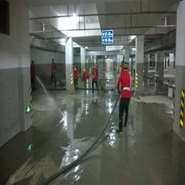 办公楼地下车库 商城车库 超市车库保洁服务