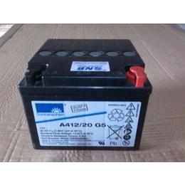供应山西高平德国阳光蓄电池A412-50A 金牌供应商价格好