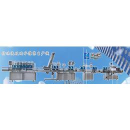 济南博飞牌12头自动称重高精度全自动防冻液不冻液灌装生产线