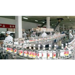 博飞牌旋转式500ML白酒等饮品全自动灌装生产线