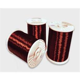 QZY-2-180UEW聚酯亚胺漆包线  180度高温线铜线