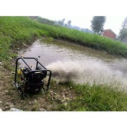 翰絲4寸高壓鑄鐵柴油機動力抽水泵
