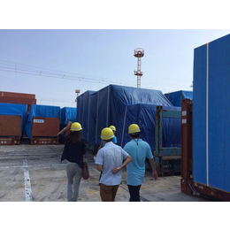 欧美二手装订生产线设备广州港进口专业清关
