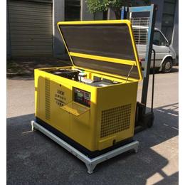 上海10KW静音汽油发电机