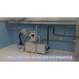 隔油提升一体化设备 硬派厂家餐饮隔油池 制作