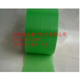 茗超绿色养生胶带 绿色编织胶带