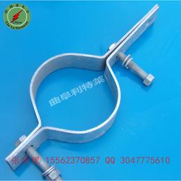光缆用抱箍 拉线抱箍 电线杆抱箍 新疆地区供应商 量大从优