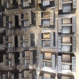 文昌市25kg砝码 铸铁砝码 配重砝码 标准砝码