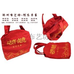 促销环保棉布手提袋 帆布购物手提袋定制厂家