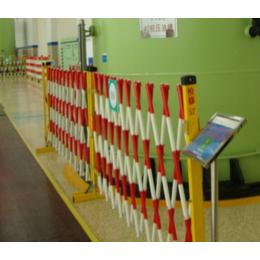 全绝缘伸缩围栏规格可定制管式玻璃钢伸缩围栏优质围栏价格