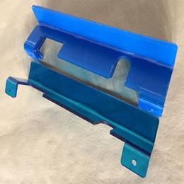 供应吉事达PC实心透明室内装潢PC板 可来图定制加工