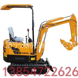 贵阳厂家直销小型挖掘机 大兴安岭热销小型挖掘机