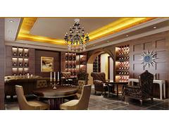 红谷滩李先生中式客厅