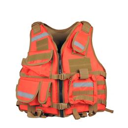 蓝天救援队专用救生衣 救援头盔 背心马甲钓鱼服 -bsr