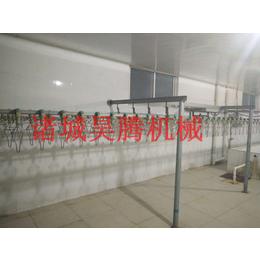 诸城昊腾平安国际乐园是小型鹌鹑屠宰流水线销售厂家