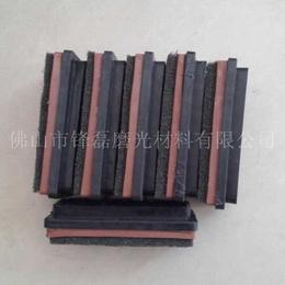 金属全拋釉砖磨块 抛釉砖磨块 陶瓷砖磨块 纤维弹性磨块生产