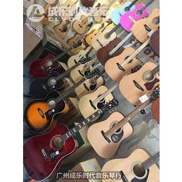 广州哪里有EPIPHONE民谣吉他专卖店成乐时代音乐琴行