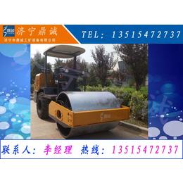 甘肃单钢轮驾驶压路机厂家 座驾式压路机价格