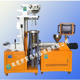 宝鼎BD-8878-B实验室吹膜机PLC程控型
