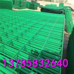 绿色环保护栏网   安徽1.8米高护栏网   护栏网供应