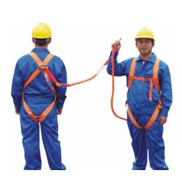 唐山高空作业防坠落安全带 攀登安全带 全方位安全带 冀航电力