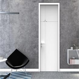 简约时尚室内门 实木复合免漆门 定制木门缩略图