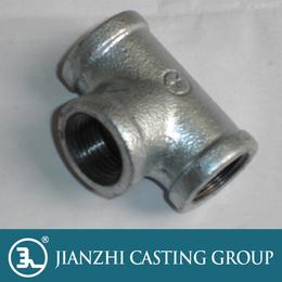 现货批发建支牌玛钢管件 DN25变15三通 燃气工程指定产品