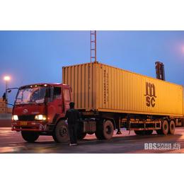 南沙禁区拖车正州自营30辆拖车全程GPS定 .位安全快捷