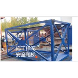 施工梯笼安全爬梯勤优质产品厂家直销