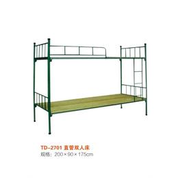 江西公寓学校双层铁床