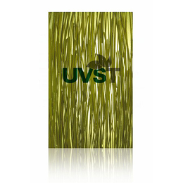 UVST-Z0003  3form夹层植物生态树脂板透光板