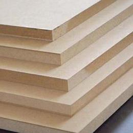 供应登高板材之密度板效果