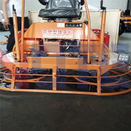 施工路面抹光机用途 小型座驾式抹平机设备 座驾式抛光机生产