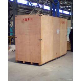 供应上海出口免检木箱生产厂家上海模具包装木箱