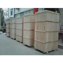 金山木箱厂生产厂家松江设备木箱包装厂