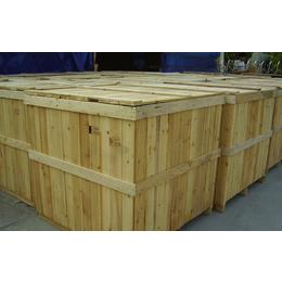 金山木箱包装公司生产厂家松江包装木箱