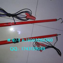 直放阻放放电棒 低压放电器 110KV  伸缩放电棒