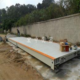 河北80吨_100吨_120吨电子汽车衡厂家