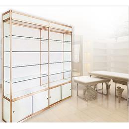 铝合金展示柜企业要注重售后体验