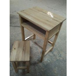 实木课桌椅  木质课桌 江西课桌椅