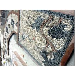 白山鹅卵石,别墅鹅卵石,申达陶瓷厂(优质商家)