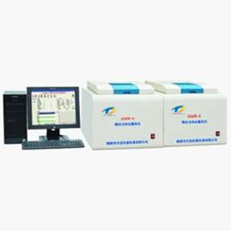 专供双控制冷量热仪苯甲酸标定煤炭测硫仪
